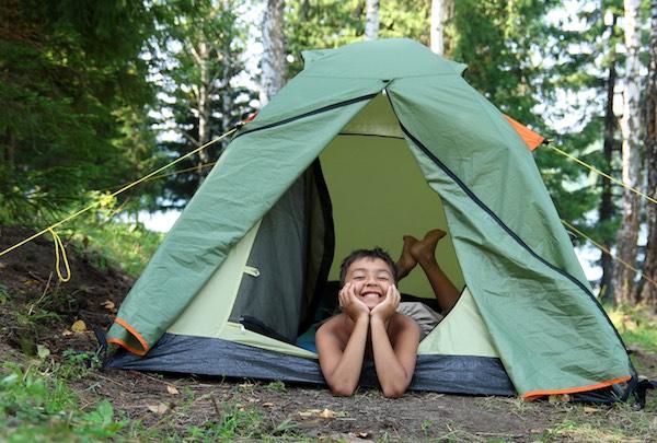 Dolcoed Camping Caravan West Wales Nudist