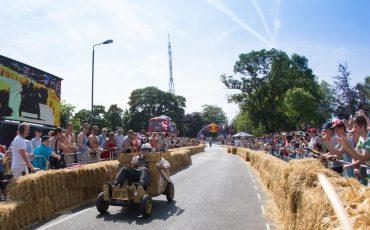 Dolcoed - Go Cart Challenge