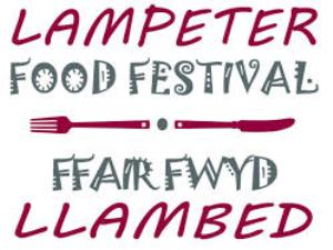 lampeter food festival - dolcoed
