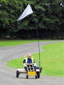 Go Cart Day race 01