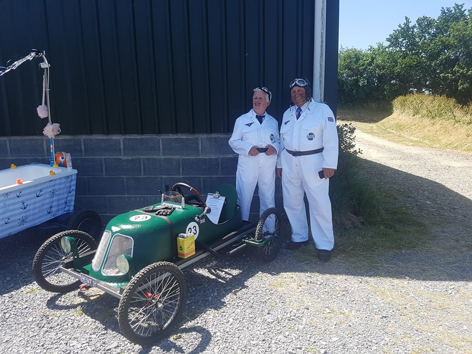 Dolcoed Go Carting 2019